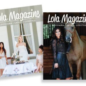 Lola Magazine Subscription