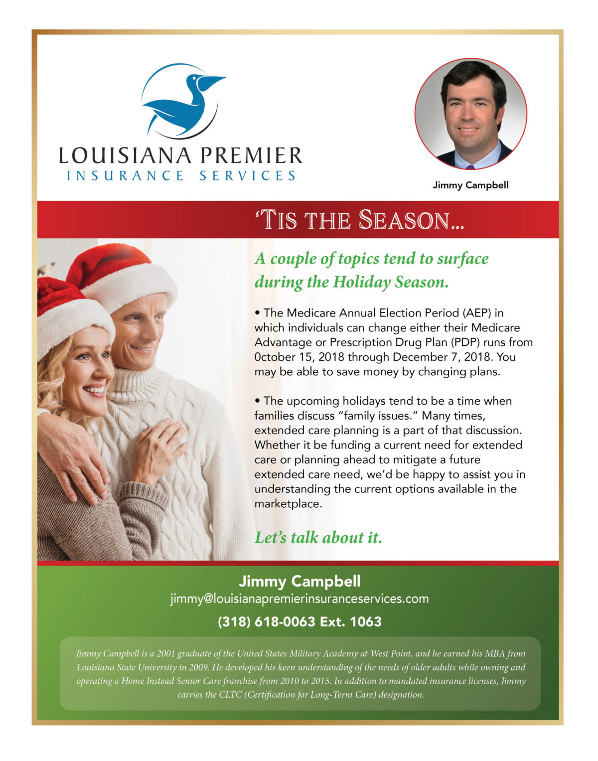 Louisiana Premier Insurance Services Lola Magazine