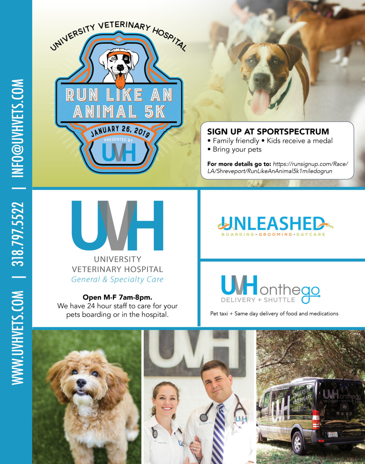 University Veterinary Hospital – Lola Magazine